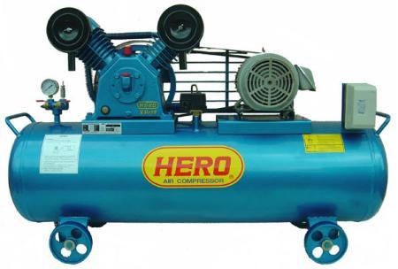 ปั๊มลม ''HERO'' รุ่น TH-80 , TH-80L ขนาด 5HP 000929
