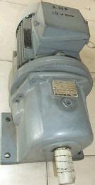 มอเตอร์เกียร์ 2HP 380V 100RPM ''ELEKTRIM'' 000897