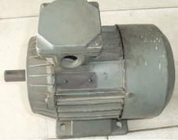 มอเตอร์ 1hp 380V ของมือสอง 000886