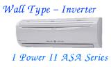 แอร์ปรับอากาศแบบแยกส่วน Fujitsu I Power II
