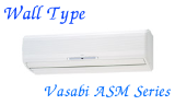 แอร์ปรับอากาศแบบแยกส่วน Fujitsu Vasabi