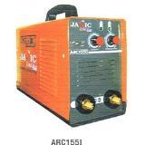 เครื่องเชื่อมไฟฟ้าระบบอินเวิร์ทเตอร์  ARC155I
