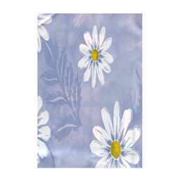 พลาสติกปูโต๊ะ table_flower_blue