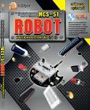 หนังสือพร้อมชุดทดลองเรียนรู้การเขียนโปรแกรมควบคุมหุ่นยนต์