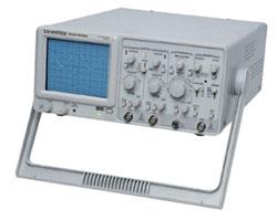 เครื่องมือวัด Osilloscope GOS-635G
