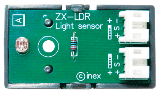 แผงวงจรตรวจจับแสง ZX-LDR