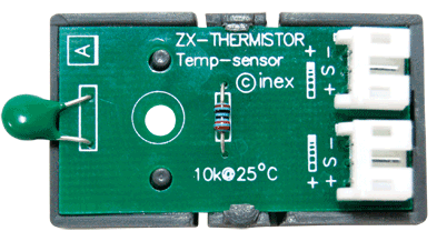 แผงวงจรวัดอุณหภูมิ - Temperature sensor