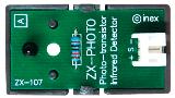 แผงวงจรตรวจจับแสงอินฟราเรดโดยใช้โฟโต้ทรานซิสเตอร์
