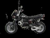 รถจักรยานยนต์ BigBull King Kong Z1 (Black)
