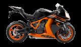 รถจักรยานยนต์ KTM RC8