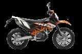 รถจักรยานยนต์ KTM 690 DUKE