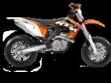 รถจักรยานยนต์ KTM 990 SM R