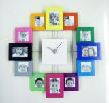 นาฬิกาแขวนผนัง  Picture Frame Clock