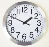 นาฬิกาแขวนผนัง  Aluminum Wall Clock L201