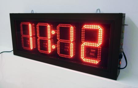 นาฬิกานับเวลาถอยหลัง  LED Clock and Timer(L)