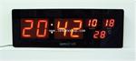 นาฬิกาแขวน LED iamclock หน้าจอสีแดง IMC-46612R