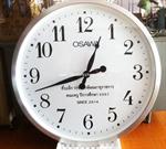 นาฬิกาแขวน พลาสติก และ เหล็ก หลากหลายแบบ สำหรับ รับสั่งผลิต