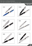 usb พร้อม ปากกา แฟลชไดร์ฟ 000238
