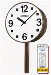 นาฬิกาสำเร็จรูป 2 ด้าน ใช้เป็น นาฬิกา เสา  รุ่น FC-7851 (000252)