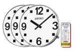 นาฬิกาสำเร็จรูป รุ่น FTC-108  ยี่ห้อ Seiko (000270)