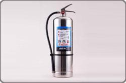 เครื่องดับเพลิงชนิดน้ำสะสมแรงดัน Water pressure