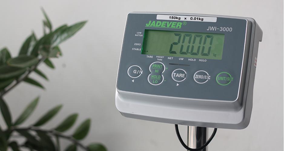 เครื่องชั่งอิเล็กทรอนิกส์ JWI-3000-150K
