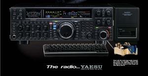 วิทยุสื่อสาร YAESU FT-2000D
