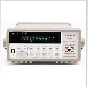 เครื่องวัดไฟฟ้า Agilent 34420A
