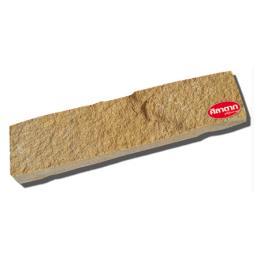 หินทราย เหลืองธรรมชาติ 5x20 CM