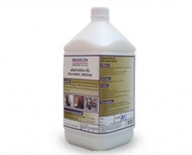 A 205 (A1) ผลิตภัณฑ์ปัดเงาพื้นสูตรเข้มข้น ACRYLIC POLY MER