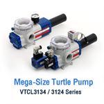 Mega-Size Turtle Pump - VTCL3134/3124 Series