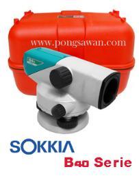 กล้องระดับอัตโนมัติ ยี่ห้อ SOKKIA รุ่น B40