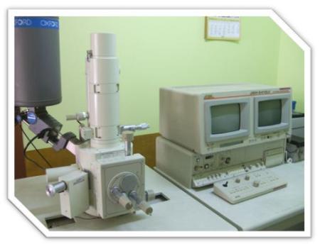 บริการเครื่อง SEM HV Mode (High vacuum)