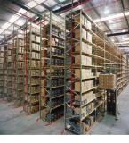 ชั้นวางสินค้าขนาดใหญ่ 500-3000 กก/พาเลท
