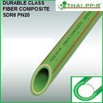 ท่อ PP-R (80) แบบ FIBER COMPOSITE PIPE SDR 6 (PN20) DURABLE CLASS