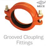 Grooved Coupling fittings