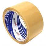 THAI KK เทปกาว เทปโอพีพี 40 ไมครอน ขนาด 48 มม. x 45 หลา รุ่น KK Blue - สีน้ำตาล