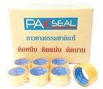 THAI KK เทปกาวยางธรรมชาติโอพีพี ขนาด 48 มม. x 45 หลา รุ่น PAKSEAL - สีใส