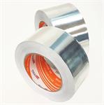 THAI KK เทปกาว เทปอลูมิเนียมฟอยล์ 25ไมครอน ขนาด 50 มม. x 50 หลา รุ่น KK Orange