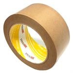 THAI KK เทปกาว เทปกระดาษกาวในตัว ขนาด 48 มม. x 30 หลา รุ่น KK Yellow - สีน้ำตาล