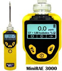 เครื่องตรวจจับก๊าซ VOC Gas Monitoring MiniRAE 3000