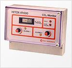 เครื่องวัดก๊าซคาร์บอนไดออกไซด์ และก๊าซมีเทน