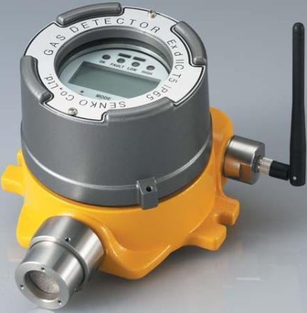 เครื่องวัดก๊าซWireless Gas Detectors