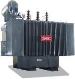 หม้อแปลงไฟฟ้า 4000 kVA 3 Phase 22 KV