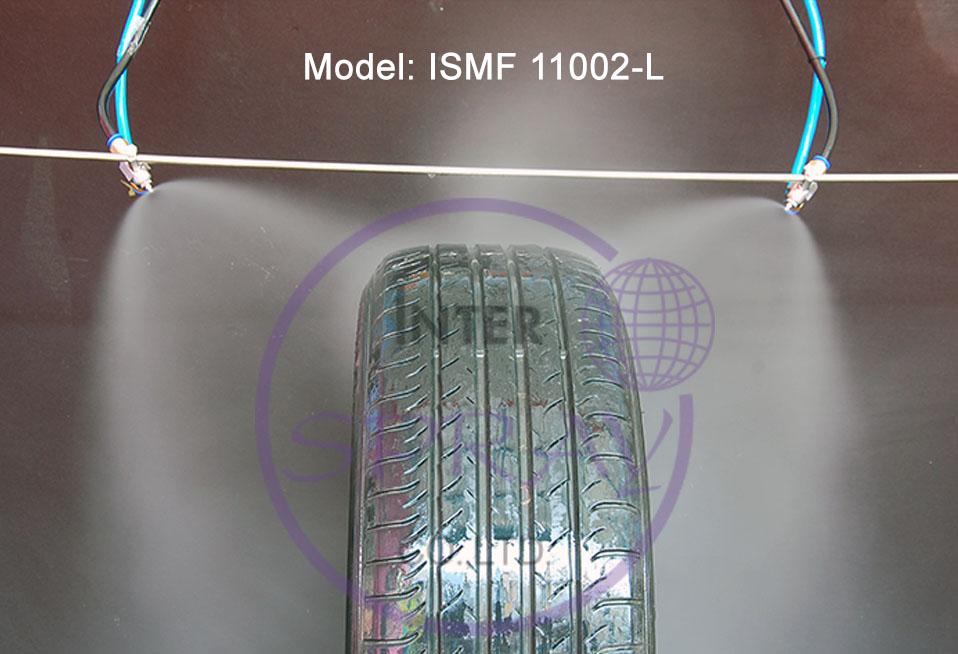 Spray nozzle ISMF-L series หัวฉีดน้ำ เม็ดน้ำละเอียด