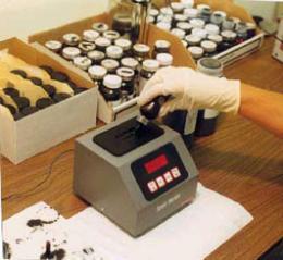 เครื่องทดสอบค่าปริมาณเขม่าในน้ำมันหล่อลื่นดีเซล