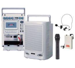 เครื่องขยายเสียงหูหิ้ว DECCON PWS-230U 00009