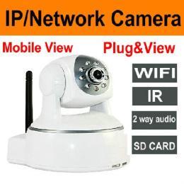 IP04-กล้องวงจรปิดไร้สาย ระบบ H.264