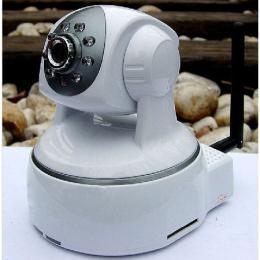 IP03-กล้องวงจรปิดไร้สาย ระบบ H.264