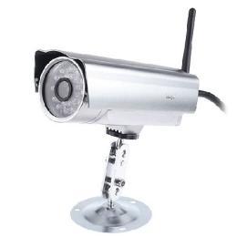 IP02-กล้องวงจรปิดไร้สายภายนอกอาคาร